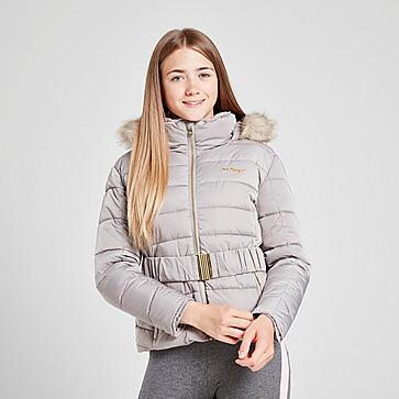 McKenzie Girls' Sophia Belted Jacket Junior