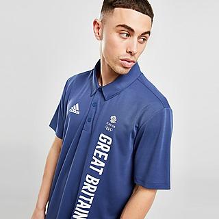 adidas Team GB Polo Shirt