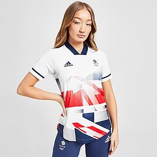 adidas Team GB Olympics Football Shirt