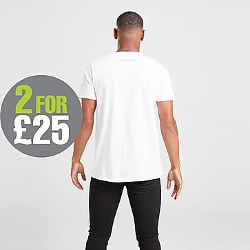 Boys Youth Kids Under Armour Shirt NEW Short Sleeve Black Football Size XL
