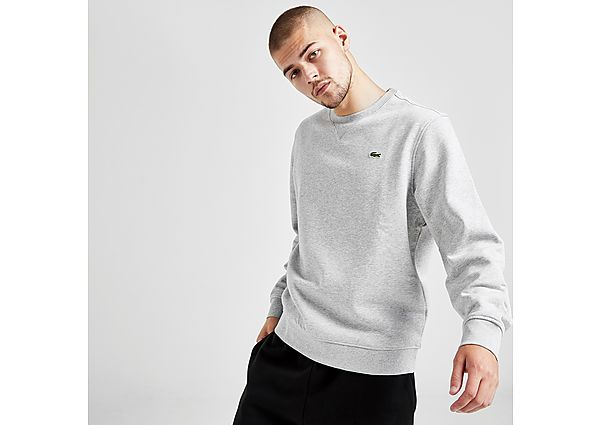 Lacoste Core Sweatshirt - Grey - Mens