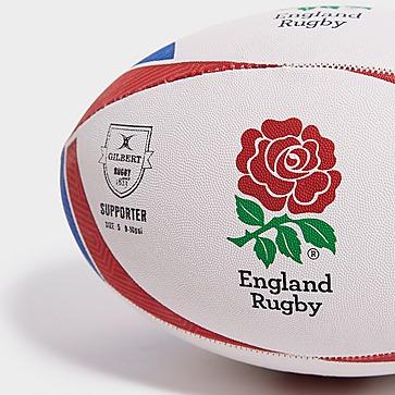 Gilbert England Supporter Rugby Ball