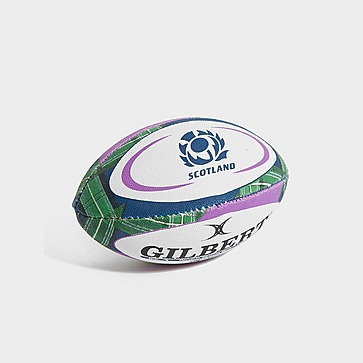 Gilbert Scotland Mini Rugby Ball