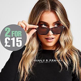 Supply & Demand Audrey Sunglasses