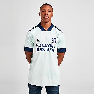 adidas Cardiff City FC 2020/21 Away Shirt