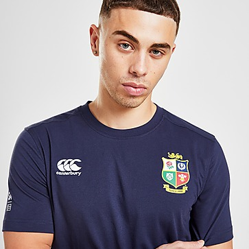 Canterbury British & Irish Lions 2021 Short Sleeve T-Shirt