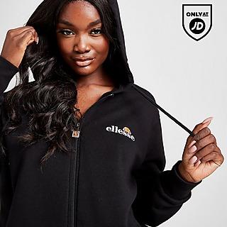 Ellesse Oversized Full Zip Hoodie