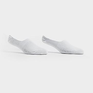 BOSS 2 Pack Invisible Socks