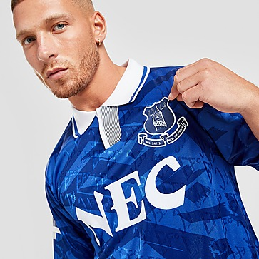Score Draw Everton FC '92 Retro Home Shirt