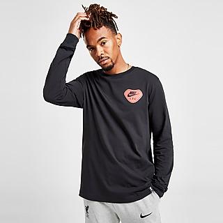 Nike Liverpool FC Travel Long Sleeve T-Shirt