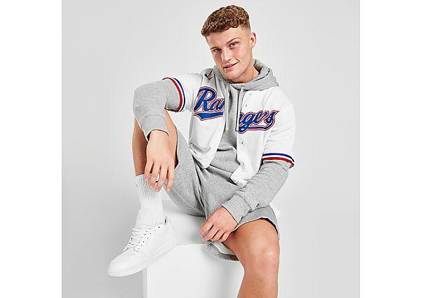 Nike MLB Texas Rangers Home Jersey - White - Mens