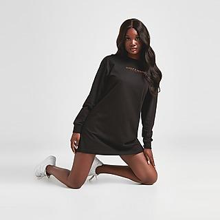 Supply & Demand Tour Long Sleeve T-Shirt Dress