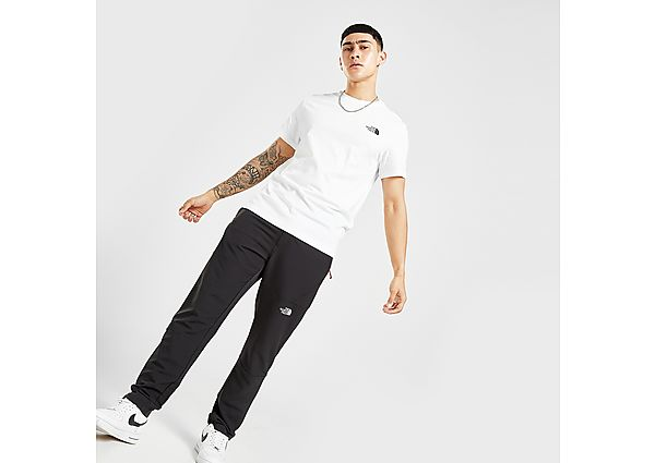 The North Face Outdoor Hybrid Track Pants - Black - Mens