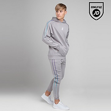 ILLUSIVE LONDON Poly Piped Track Pants Junior