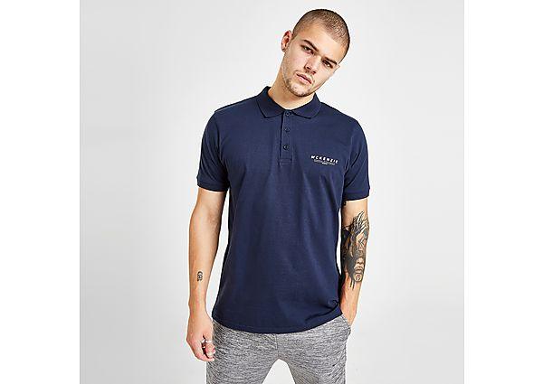 McKenzie Essential Polo Shirt - Navy - Mens