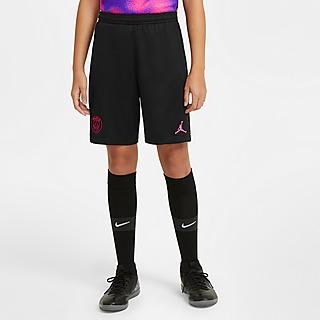 Nike Paris Saint-Germain Stadium Fourth Older Kids' Football Shorts