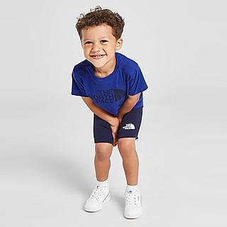 The North Face T-Shirt/Shorts Set Infant