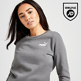 Puma Core Fleece Crew Sweatshirt