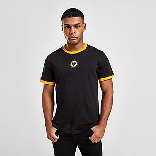 Official Team Wolverhampton Wanderers FC Crest T-Shirt