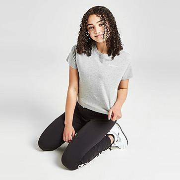 Champion Girls' Crop T-Shirt Junior