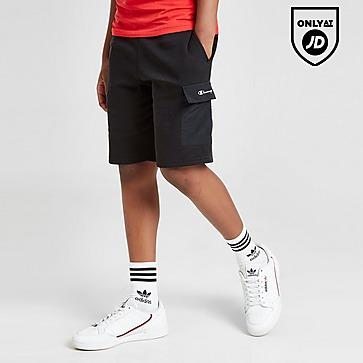 Champion Fleece Cargo Shorts Junior