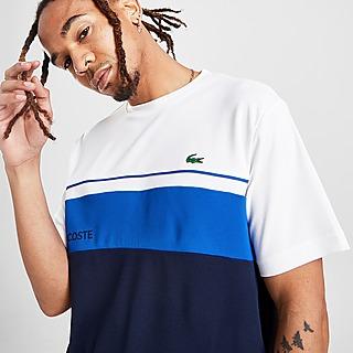 Lacoste Colour Block Poly T-Shirt