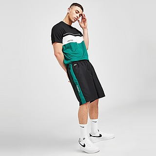 Lacoste Panel Woven Shorts