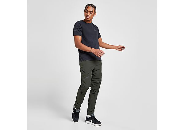 Under Armour Stretch Woven Utility Pants - Green - Mens