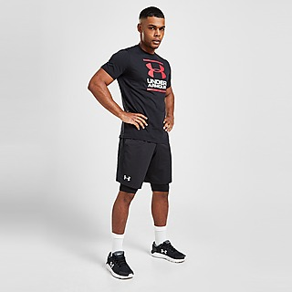 Under Armour rush compression shorts