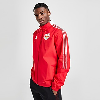 adidas New York Red Bulls All Weather Jacket