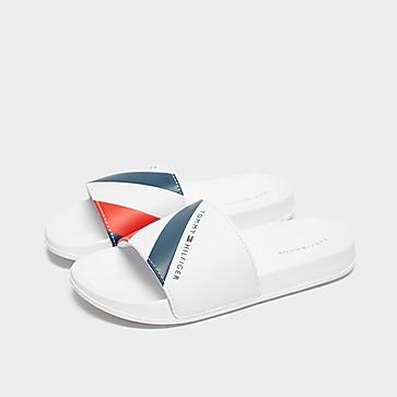 Tommy Hilfiger Stripes Slides Junior