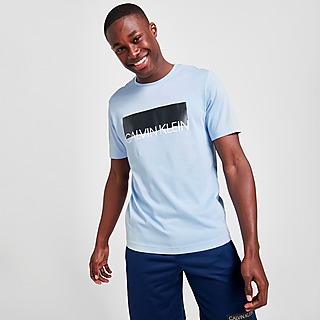 Calvin Klein Off Box Large Logo T-Shirt