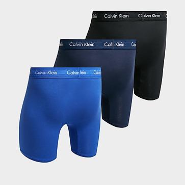 Calvin Klein Underwear 3-Pack Boxer Shorts