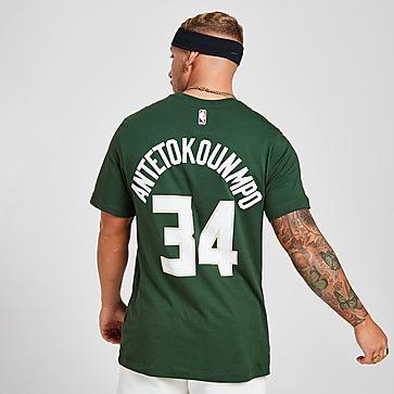 Nike NBA Milwaukee Bucks Giannis #34 T-Shirt