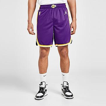 Nike Lakers Statement Edition 2020 Men's Jordan NBA Swingman Shorts