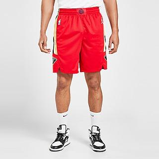 Jordan NBA New Orleans Pelicans Swingman Shorts