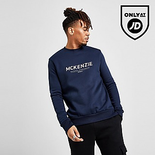 McKenzie Teo Fleece Crew Sweatshirt