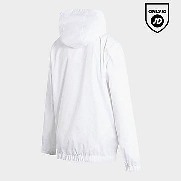 Ellesse Ontias 1/2 Zip Lightweight Jacket Junior