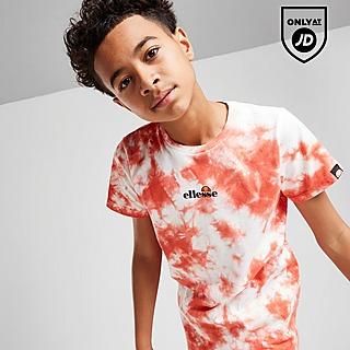 Ellesse Rangi Tie Dye T-Shirt Junior