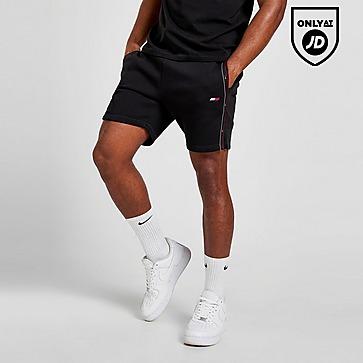 Tommy Hilfiger Tape Flag Fleece Shorts