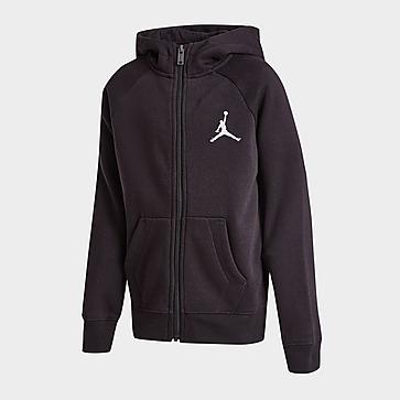 Jordan Jumpman Full Zip Fleece Hoodie Children