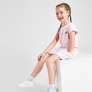 Nike Girls' Tie Dye T-Shirt Dress Children