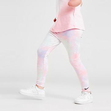 Nike Girls' All Over Print Tie Dye Leggings Children
