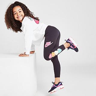 Nike Girls' Sticker Leggings Children