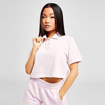 adidas Originals Tennis Crop Polo Shirt