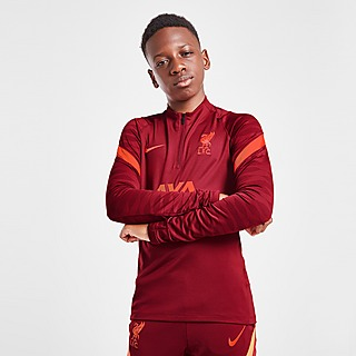 Nike Liverpool FC Strike Drill Top Junior