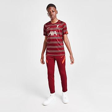 Nike Liverpool FC Pre Match Short Sleeve Top Junior