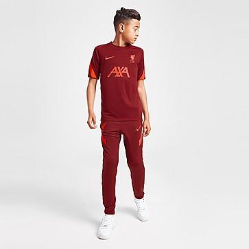 Nike Liverpool FC Strike Short Sleeve Top Junior
