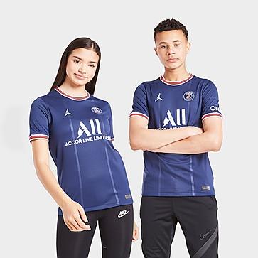 Jordan Paris Saint Germain 2021/22 Home Shirt Junior