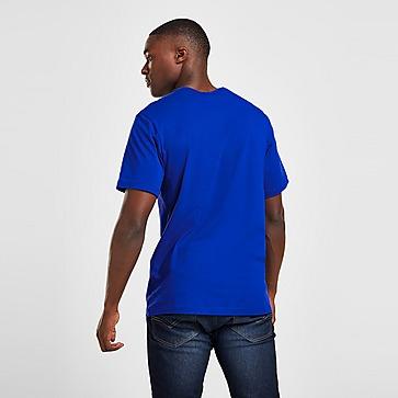 Nike Chelsea FC Crest Short Sleeve T-Shirt